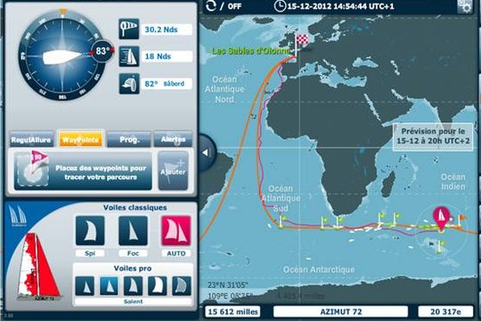1212 vendeeglobe virtuel